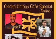 Cricketlicious Cafe Special Podcast