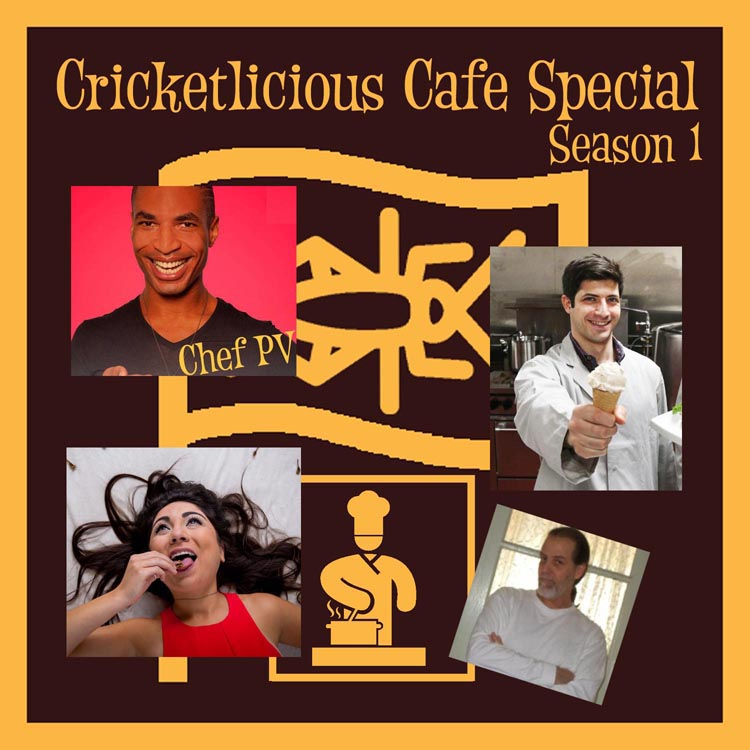 Cricketlicious Cafe Special Podcast